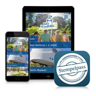 Stempelpass App