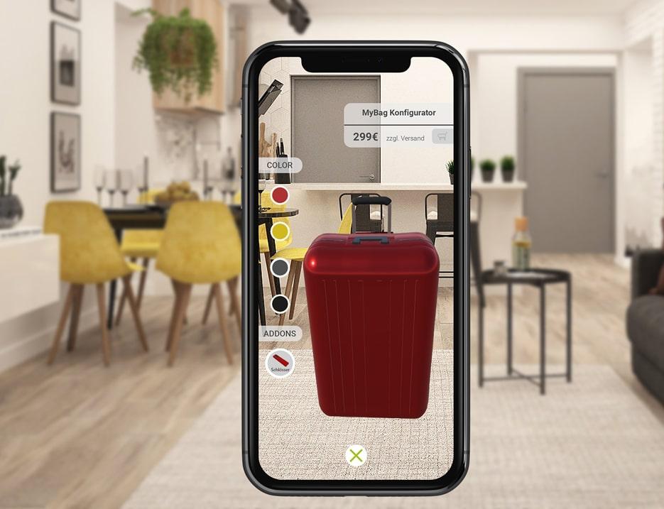 Augmented Reality Lösungen - Produkte