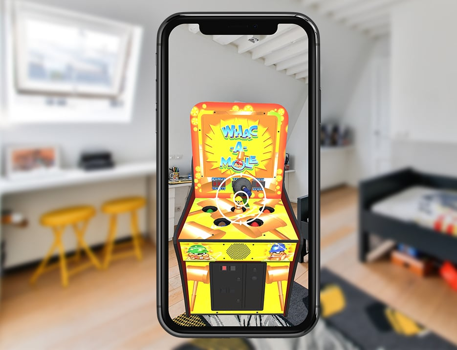 Augmented Reality Lösungen - Games