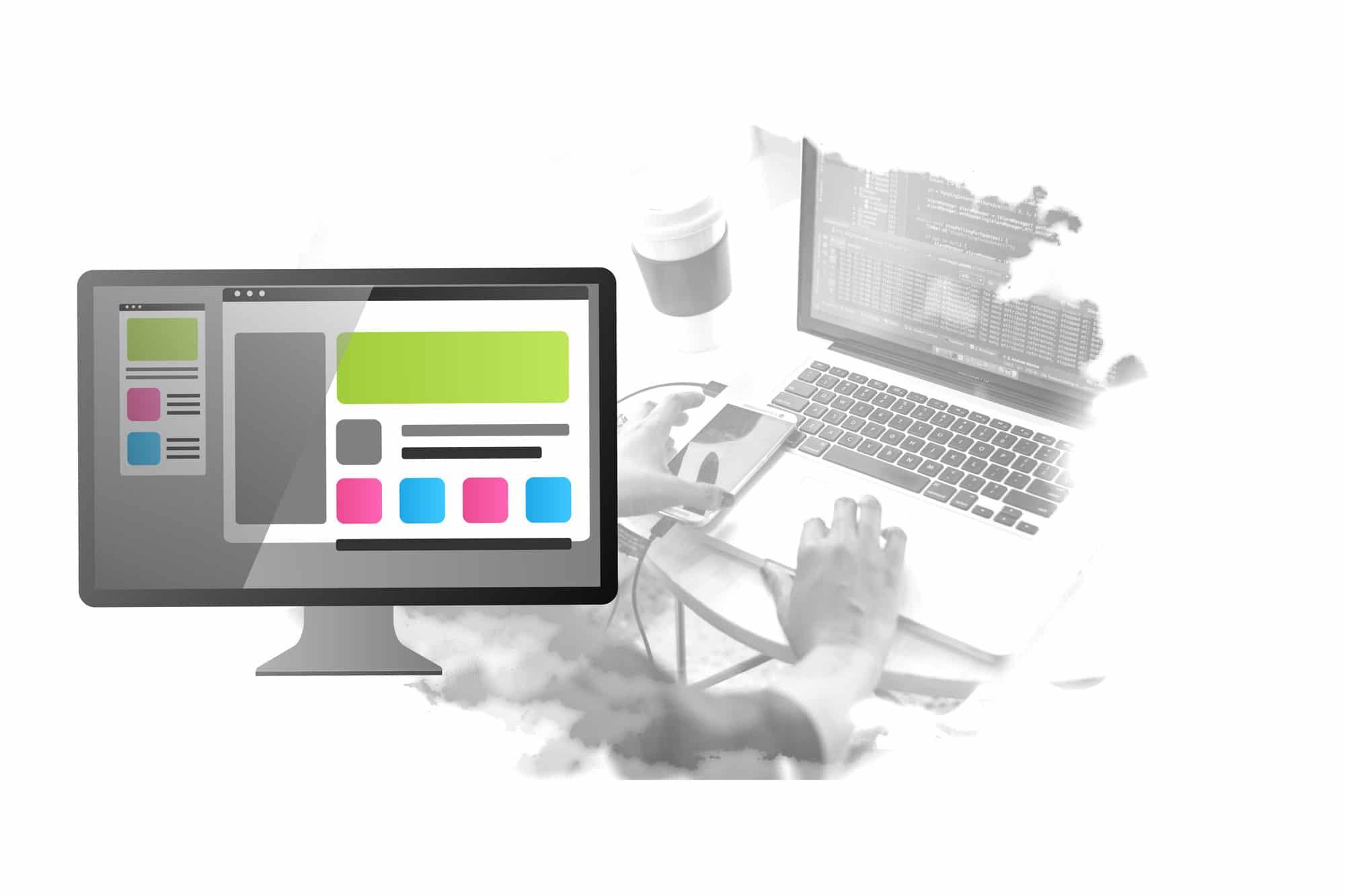 Entwicklung Website Umsetzung und Webshop Umsetzung